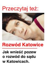Rozwod w Katowicach